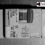 Strażnik elektronów – rzecz o wyłączniku różnicowoprądowym cz.1