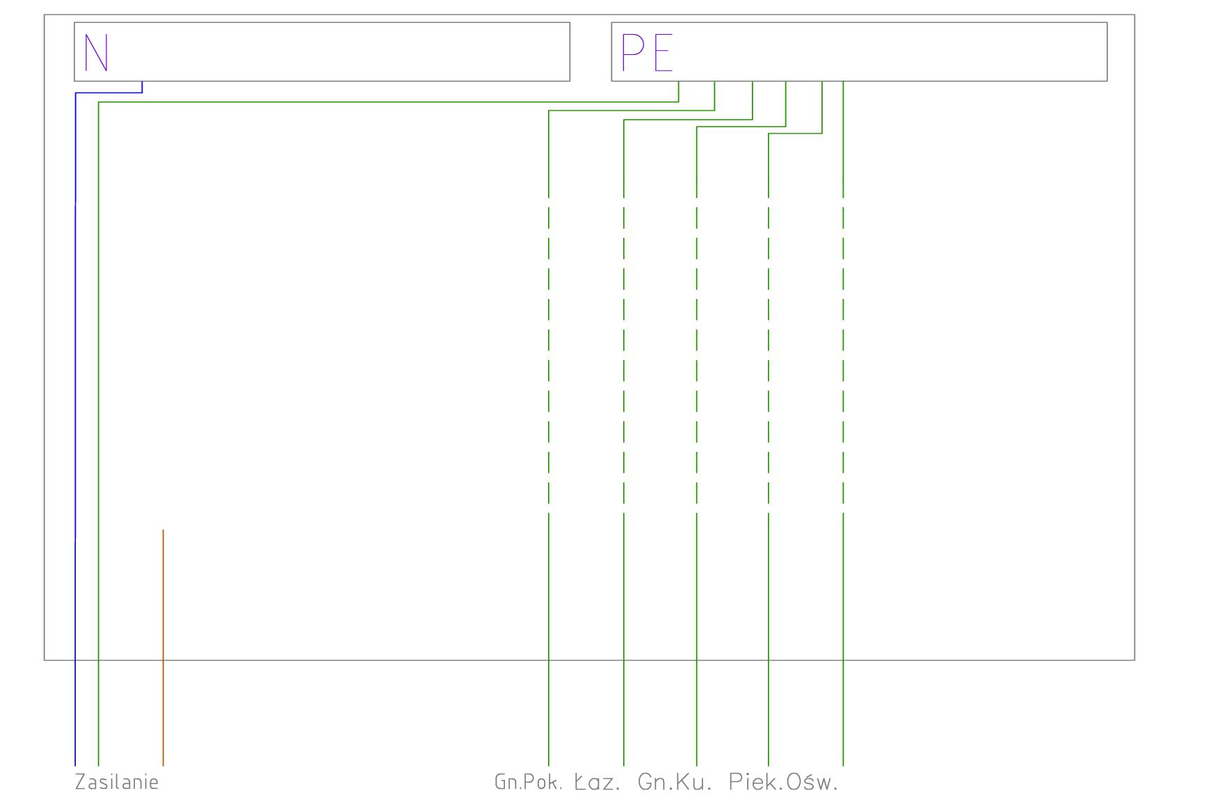 Domowa Rozdzielnica Finał Cz1 Elektrykadlakażdegopl