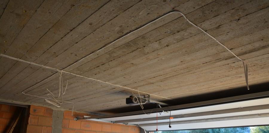 Planujemy Elektrykę Cz2 Garaż Kotłownia